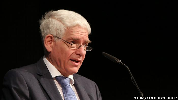 Josef Schuster Präsident des Zentralrats der Juden in Deutschland (picture-alliance/dpa/M. Hibbeler)