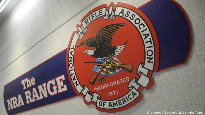 The NRA headquarters in Fairfax (picture alliance/dpa/J. Schmitt-Tegge)