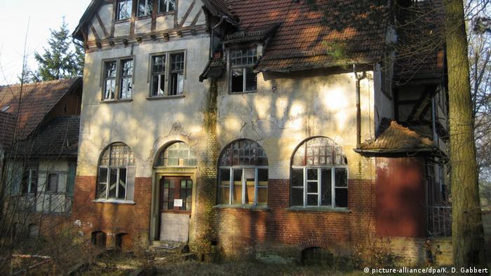 Deutschland Verlassene Orte in Berlin Heilanstalten Hohenlychen