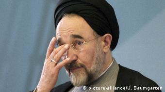 محمد خاتمی، رئیس جمهوری اسبق ایران