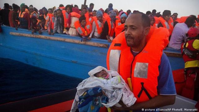On 11 February 2015, the United Nations refugee agency announced that more than 330 migrants had died after four separate sinking incidents on average off the Italian island of Lampedusa. On 15 April, Save the Children announced that nearly 400 people were missing after a boat sinking 550 people off the coast of Libya on 12 April, while 144 people were rescued aboard the boat and 9 were rescued. Corpses.