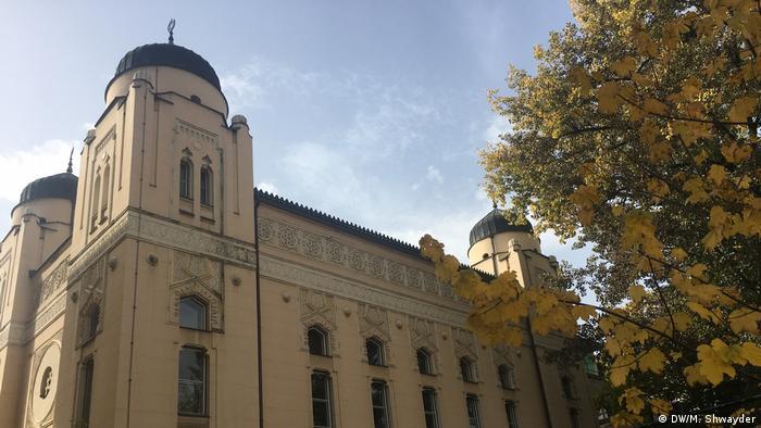 Synagogue in Sarajevo (DW/M. Shwayder)