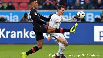 Deutschland Bayer Leverkusen - Hertha BSC (picture alliance/dpa/F. Gambarini)