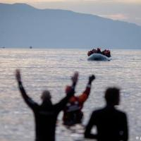Boat capsizes off Greece's coast leaving 16 migrants dead