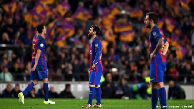 Champions League FC Barcelona vs Juventus (Getty Images / S. Botterill)