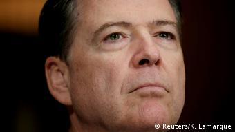 USA ehemaliger FBI-Chef Comey (Reuters/K. Lamarque)