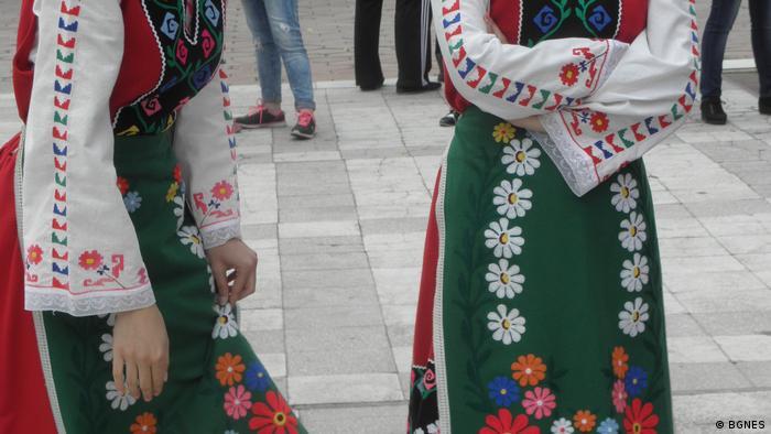 Bulgarien Trachten (BGNES)