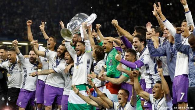 Juventus vs. Real Madrid - UEFA Champions League Final Pokal (Reuters / C. Recine Livepic)