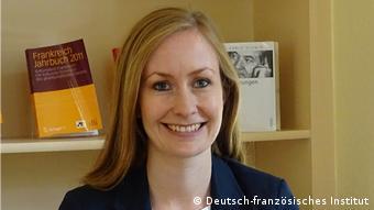 Eileen Keller (Deutsch-französisches Institut)
