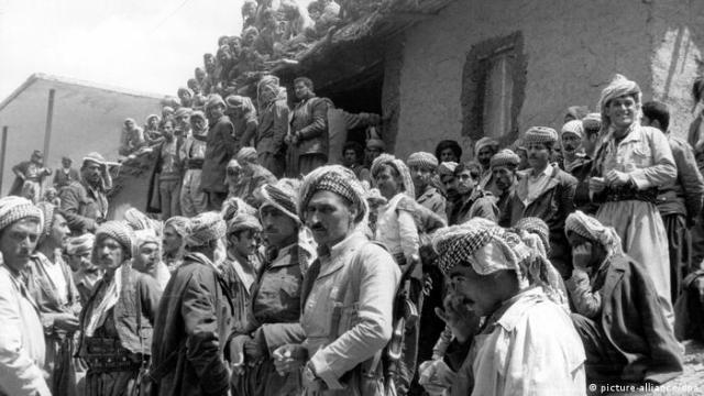 Irak Kurdenkonflikt im Irak 1974 (picture-alliance / dpa)