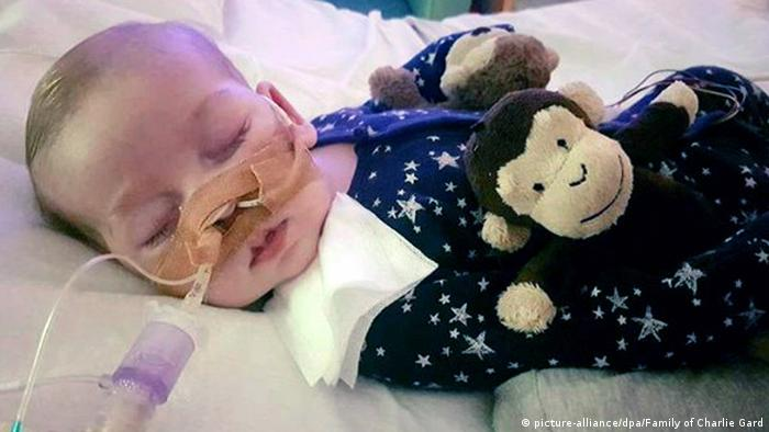 USA Fall Charlie Gard (picture-alliance/dpa/Family of Charlie Gard)