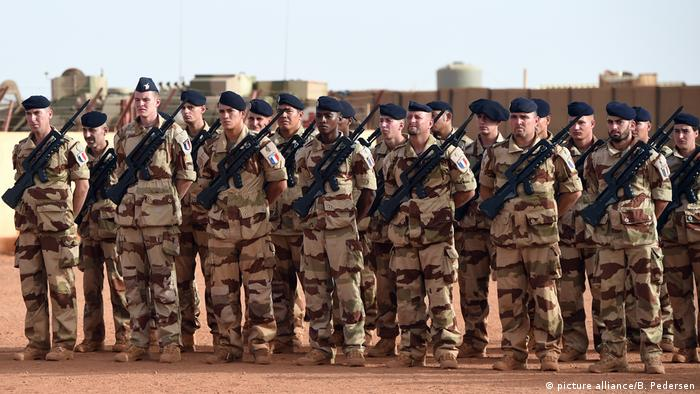 Mali G5-states are planning new deployments to the Sahel region (picture alliance/B. Pedersen)