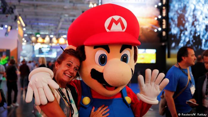 Deutschland Gamescom 2017 in Köln (Reuters/W. Rattay)