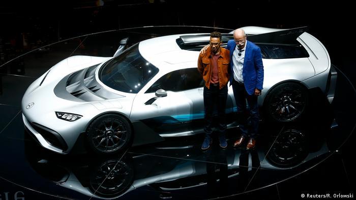Deutschland IAA Internationale Automobil-Ausstellung (Reuters/R. Orlowski)