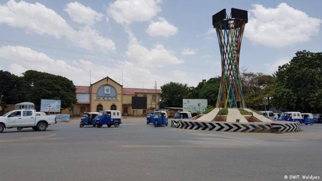 Äthiopien Stadt Dire Dawa (DW/T. Waldyes)