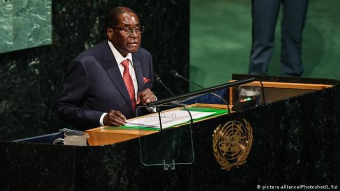 Image result for WHO appoints Mugabe As Goodwill Ambassador