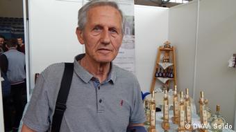 DW - Gefährdete Pflaumen aus Bosnien-Herzegowina (DW/V. Soldo)