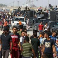 Iraqi forces enter Kurdish-controlled Kirkuk