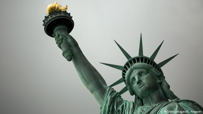 Statue of Liberty (Getty Images/D. Angerer)