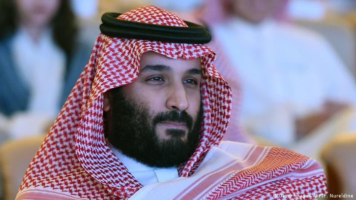 Saudi Arabien Kronprinz Mohammed bin Salman (Getty Images/AFP/F. Nureldine)