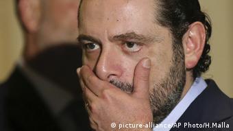 Saad Hariri (picture-alliance/AP Photo/H.Malla)