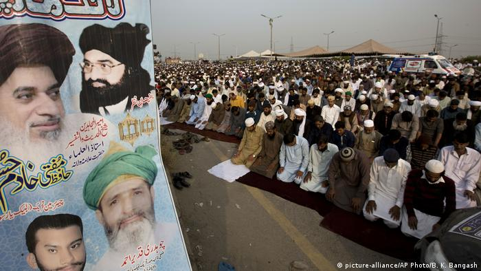 An Islamist protest in Islamabad (picture-alliance/AP Photo/B. K. Bangash)