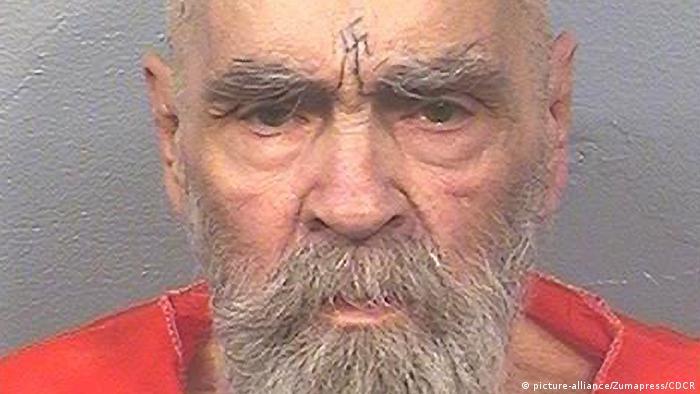 US-Mörder Charles Manson ist tot (picture-alliance/Zumapress/CDCR)
