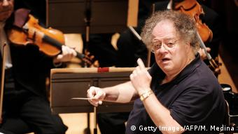 James Levine (Getty Images/AFP/M. Medina)