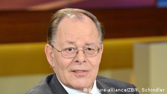 Rudolf Dreßler (picture-alliance/ZB/K. Schindler)