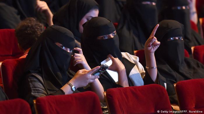 Saudi-Arabien Riad Kurzfilmfestival (Getty Images/AFPF. Nureldine)