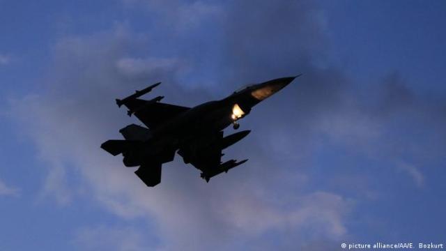 Türkei beginnt Offensive Operation Afrin in Syrien (picture alliance / AA / E. Bozkurt)