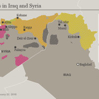 What foreign powers want from the Syrian war