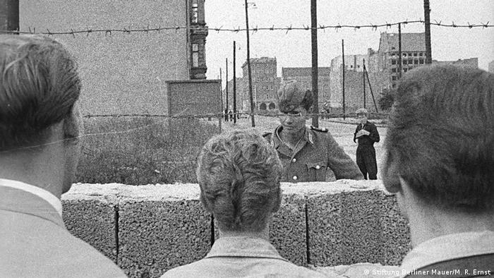 berlin wall now gone