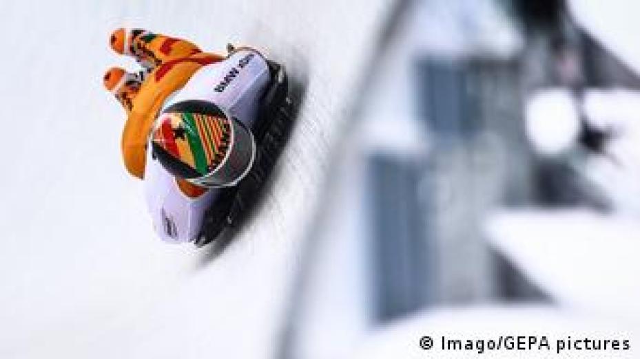 Pyeongchang 2018 - Sportler aus Afrika Olympische Spiele (Imago/GEPA pictures)