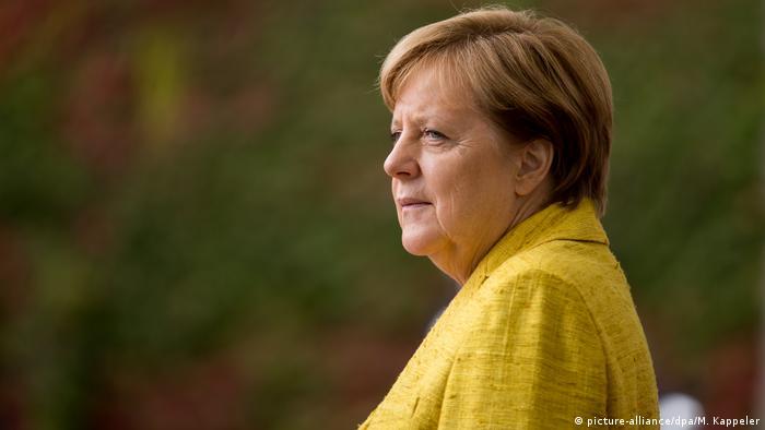 Angela Merkel (picture-alliance/dpa/M. Kappeler)