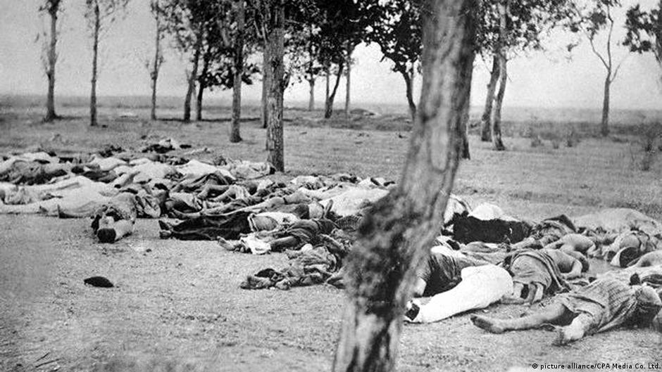 Armenien Genozid Völkermord