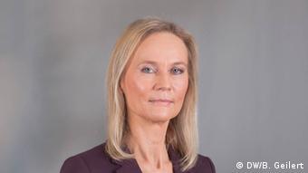 Anja Brockmann (DW / B. Geilert)
