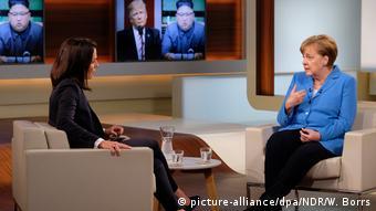 آنگلا مرکل، صدراعظم آلمان خواستار اخراج سریع پناهجویانی شده که با تقاضای پناهندگی آنها مخالفت شده است