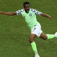Ahmed Musa brace propels Nigeria past Iceland