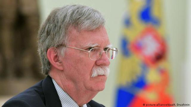 The White House confirms that the Trump administration is monitoring the financial situation in Turkey closely and that the sanctions alone can not lead to this collapse had not been flawed from the beginning, while met with US National Security Advisor John Bolton, the Turkish ambassador to the United States to discuss the issue of custody of the priest Andrew Branson by Ankara.