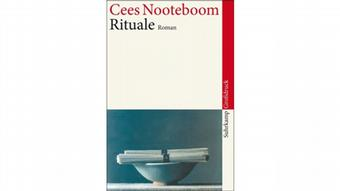 Tapa de la novela Rituales, de Cees Nooteboom.