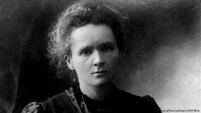 Marie Curie (picture-alliance / empics / PA Wire)