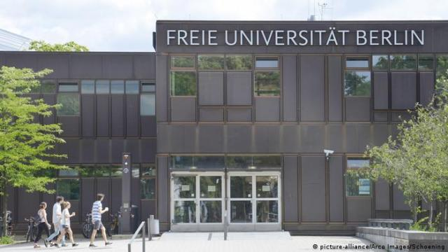 Freie Universität, FU Berlin (picture-alliance / Arco Images / Schoening)