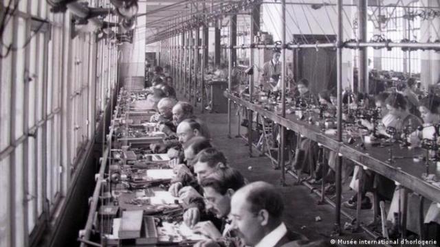 Годинникова фабрика Election, 1920 рік