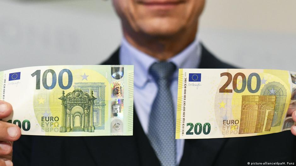 Image result for new 100 euro