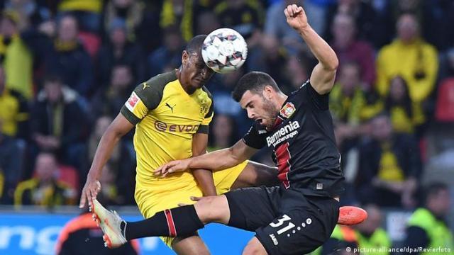 Bundesliga Bayer Leverkusen - Borussia Dortmund (picture-alliance / dpa / Revierfoto)