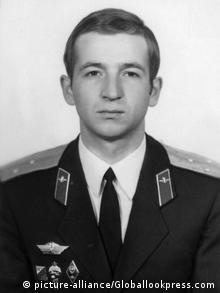 Старший лейтенант Сергій Скрипаль (середина 1970-х)