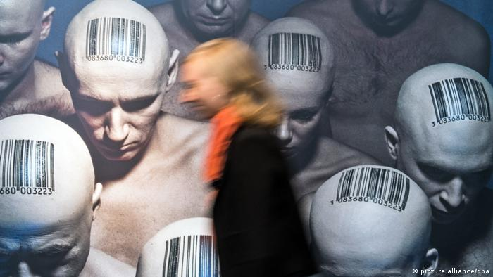 Germany exhibition scared.  A German emotional state?  in the House of History in Bonn (picture alliance / dpa)