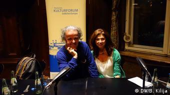 Deutsches Kulturforum Östliches Europa in Berlin   Miljenko Jergovic, Schriftsteller (DW/B. Kilija)