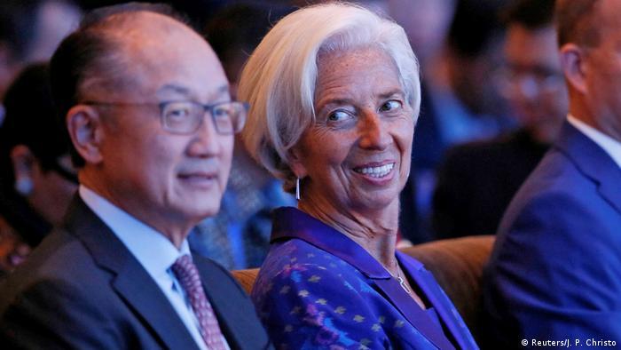 Indonesien IWF Bali | Lagarde (Reuters/J. P. Christo)